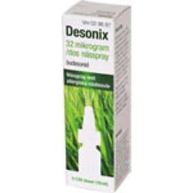 Sandoz Desonix 32mcg Nässpray 10ml 120 Doser