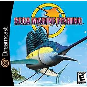 Sega Marine Fishing (USA-import)