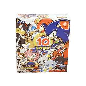 Sonic - 10th Anniversary Collection (Japon)