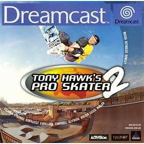 Tony Hawk's Pro Skater 2 (DC)