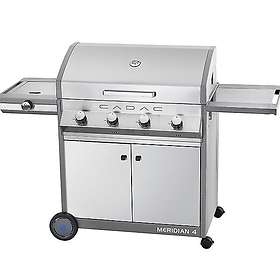 Cadac Meridian with Side Burner (4 Burner)