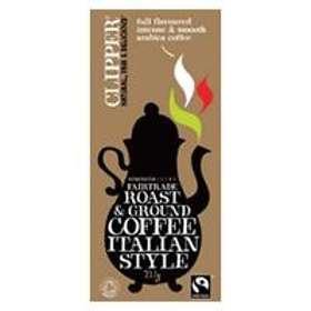 Clipper Coffee Fairtrade Organic Italian Style 0.227kg