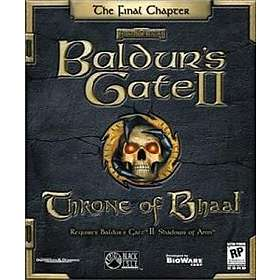 Baldur's Gate II Expansion: Throne of Bhaal