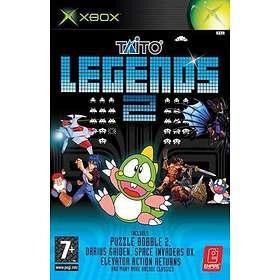 Taito Legends 2 (Xbox)