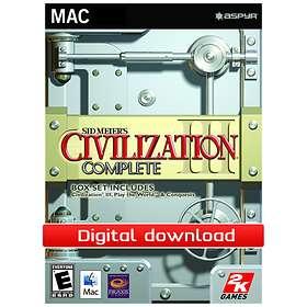 Civilization III - Complete Edition (Mac)