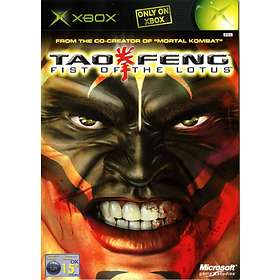 Tao Feng: Fist of the Lotus (Xbox)