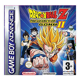 Dragon Ball Z: The Legacy of Goku II (GBA)