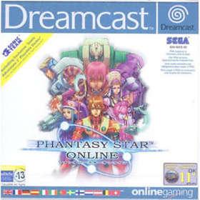Phantasy Star Online (USA) (DC)
