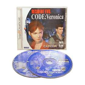 Resident Evil Code: Veronica (USA) (DC)