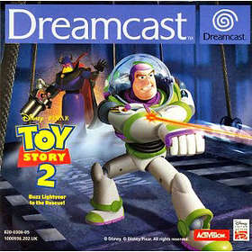 Toy Story 2: Buzz Lightyear to the Rescue (DC)