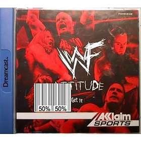 WWF Attitude (DC)