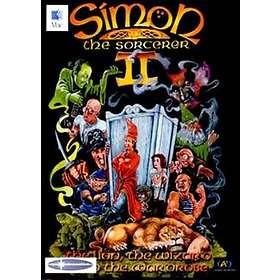 Simon the Sorcerer II (Mac)
