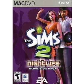 The Sims 2 Expansion: NightLife