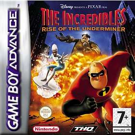 The Incredibles: Rise of the Underminer (GBA)