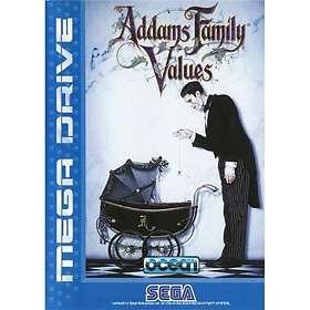 Addams Family Values (Mega Drive)
