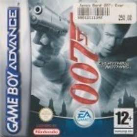 James Bond 007: Everything or Nothing (GBA)