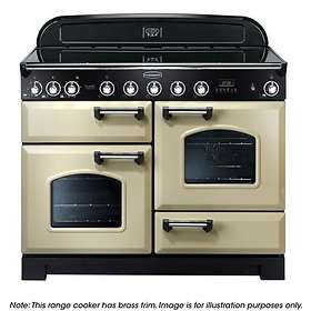 Rangemaster Classic Deluxe 110 Induction (Cream)