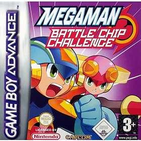 Mega Man Battle Chip Challenge (GBA)