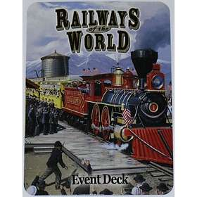 Eagle Games Railways of the World: Event Deck (exp.)