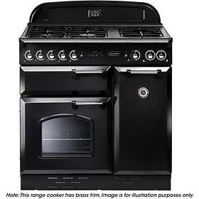 Rangemaster Classic 90 Dual Fuel (Black)