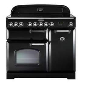 Rangemaster Classic Deluxe 90 Induction (Black)