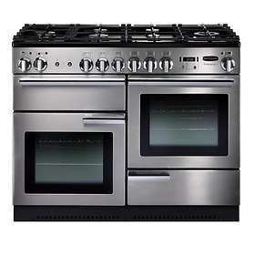 Rangemaster Professional+ 110 Dual Fuel (Stainless Steel)