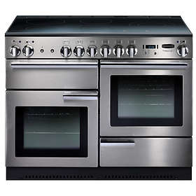 Rangemaster Professional+ 110 Induction (Stainless Steel)