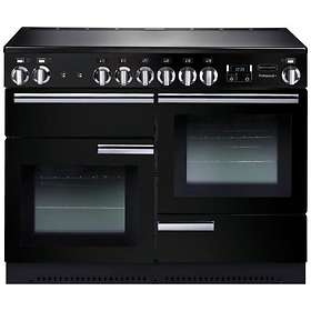 Rangemaster Professional+ 110 Induction (Black)