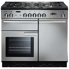 Rangemaster Professional+ 100 Dual Fuel (Stainless Steel)