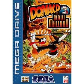 Donald Duck in Maui Mallard (Mega Drive)
