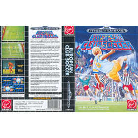 European Club Soccer (Sega Mega Drive) (Mega Drive)