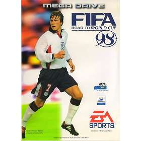 Fifa: Road to World Cup 98 (Mega Drive)