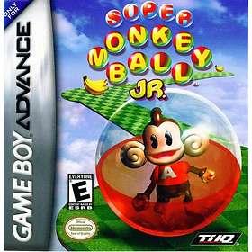 Super Monkey Ball Jr. (GBA)