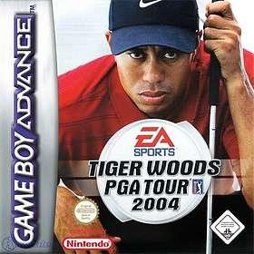 Tiger Woods PGA Tour 2004 (GBA)