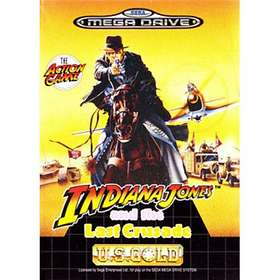 Indiana Jones and the Last Crusade (Mega Drive)