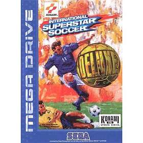International Superstar Soccer Deluxe (Mega Drive)
