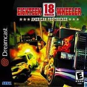 18 Wheeler: American Pro Trucker (DC)