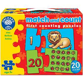 Orchard Toys Match and Count