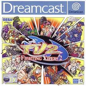 Fighting Vipers 2 (DC)