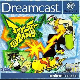 Jet Set Radio (DC)