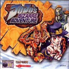 Jojo's Bizarre Adventure (DC)