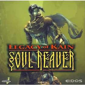 Legacy of Kain: Soul Reaver (DC)