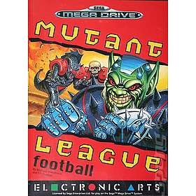 Mutant League Football (Mega Drive)