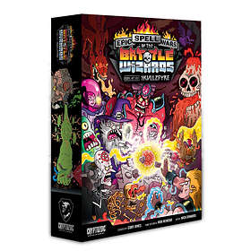 Cryptozoic Entertainment Epic Spell Wars of the Battle Wizards: Duel at Mt. Skul