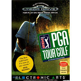 PGA Tour Golf (Mega Drive)