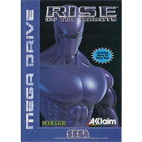 Rise of the Robots (Mega Drive)