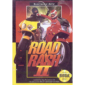 Road Rash II (Mega Drive)
