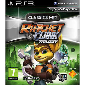 Ratchet & Clank: Trilogy (PS3)