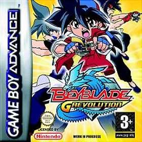 Beyblade G-Revolution (GBA)
