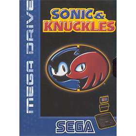 Sonic & Knuckles (Mega Drive)